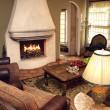 Hacienda Sitting Room
